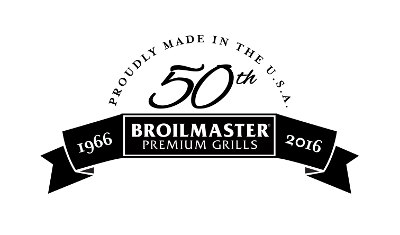 Broilmaster 50 Years