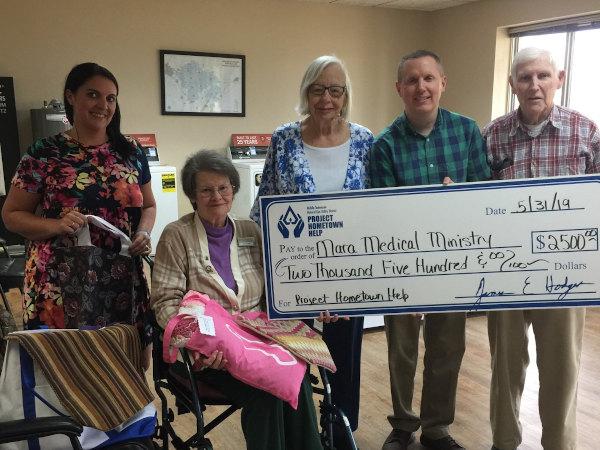 MTNG donates to MARA Medical Ministry