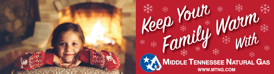 Keep warm this winter with natural gas