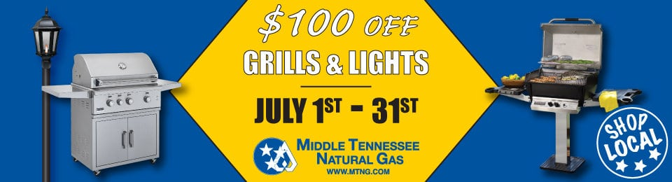 Grill & Lights Sale